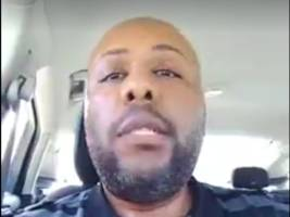 Manhunt for suspect who posted homicide video to Facebook expands to 5 states