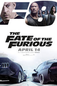 MOVIE REVIEW: The Fate of the Furious (Fast & Furious 8)