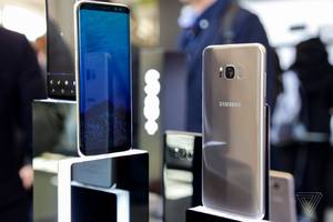 Samsung is blocking users from customizing the Galaxy S8's Bixby button