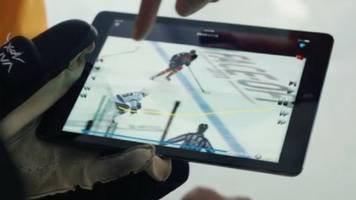 NHL Stanley Cup Playoff Teams Get Assist From Apple