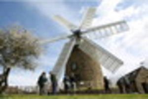 six things you may not know about heage windmill