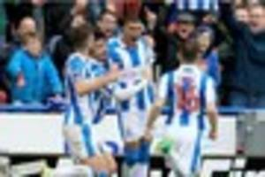 captain richard keogh impressed with huddersfield town this...