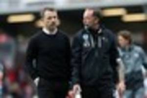 gary rowett: derby have to show character following heavy defeat