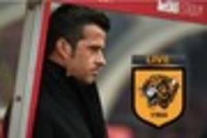 LIVE Hull City news as the Tigers don't need an away win and Tom...