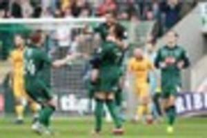 Graham Carey ready to talk to Plymouth Argyle about new contract