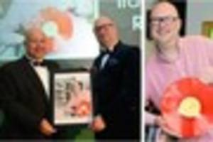 'Chuffed' to win Stroud Life Award at biggest celebration of the...