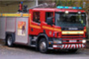 Crew called to fire in kitchen of Scunthorpe house