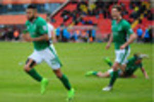 Gateshead 1 Lincoln City 2: Imps on the brink of title after...
