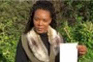 Harlow Paralympian Anne Wafula-Strike fighting for change after...