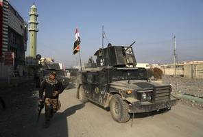 Iraq Accuses ISIS Of Using Chemical Weapons In Mosul