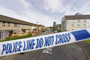 man left with serious arm injury following irvine assault