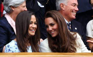 Kate Middleton Reportedly Helping Pippa Middleton Get Over Her Wedding Jitters