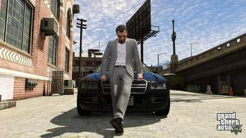 good news: grand theft auto 5 is being used to train driverless cars