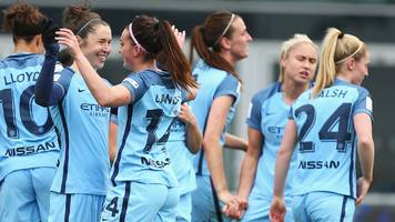 Manchester City Women 1-0 Liverpool Ladies