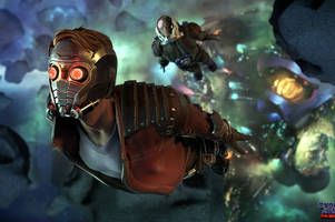 """Marvel's """"Guardians of the Galaxy: The Telltale Series"""" Our First Take"""