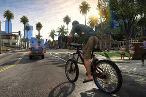 researchers use 'grand theft auto v' to perfect driverless car systems