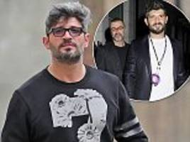 fadi fawaz emerges from george michael's £5m mansion