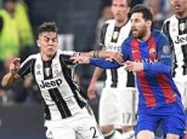 paulo dybala plays down lionel messi comparisons