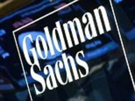 average pay for goldman sachs staff soars by a third