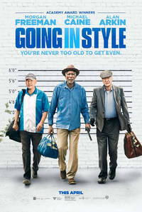 MOVIE REVIEW: Going in Style