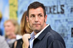 netflix loves adam sandler: says members have watched 'half a billion' hours of his movies