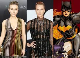 scarlett johansson and charlize theron reportedly battle for 'batgirl' role