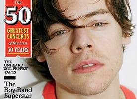 Harry Styles Says Dating Taylor Swift Was 'Hard'