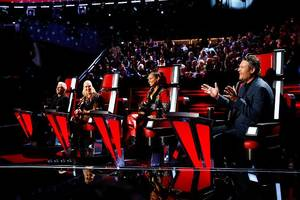 'the voice' playoffs night 1: who is advancing to the top 12?
