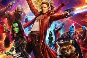 guardians of the galaxy vol. 2 will have at least four post-credit scenes