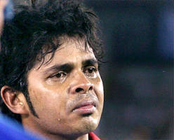 bcci rejects s sreesanth's plea for review of his life ban