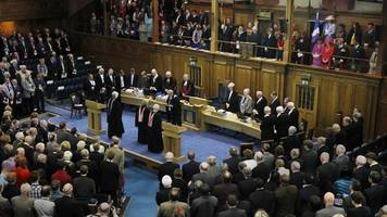 gay marriage proposal to be debated by kirk assembly