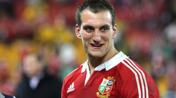 lions squad: sam warburton reminds me of anthony foley - paul o'connell