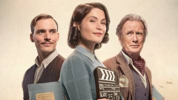 premiere for new film their finest shot in wales
