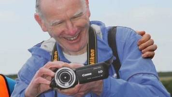 murray lambden: tributes paid to 'giant of manx athletics'