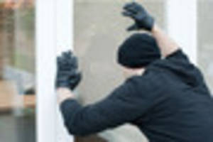 elderly couple's home in poplar road, breaston, hit by thieves in...