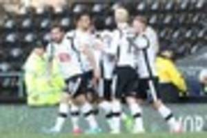 steve nicholson's match verdict: a point for derby county and...