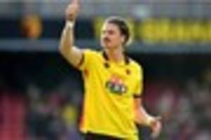 Sebastian Prodl insists Watford can play without pressure at Hull...