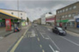 Man 'pooed on his own hands and threw it at car' in Gloucester