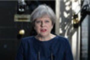 Prime Minister calls a general election for June 8