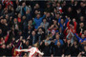 Stoke City: 'Potters were let down by agitated and angry fans'