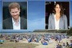 Prince Harry is set to whisk actress girlfriend Meghan Markle...