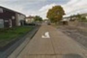 Basildon estate cordoned off after woman falls from height