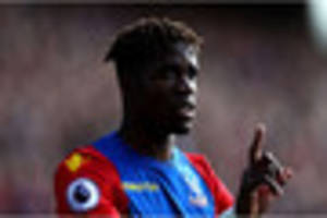 Former Liverpool and Arsenal man: Wilfried Zaha will be the next...