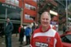Watch Charlton Athletic fan Darren say 'we have to concentrate on...