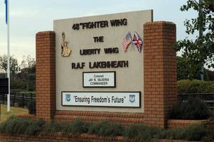 three horses shot and pony killed after being spooked by low flying us jets from raf lakenheath