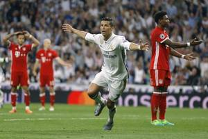 Real Madrid vs Bayern Munich player ratings: Cristiano Ronaldo scores three but Marcelo stands out