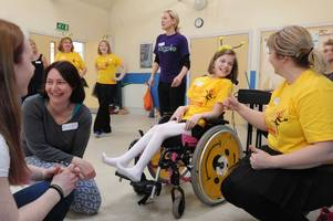 ballet school for sick and disabled children to launch in east kilbride this weekend