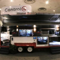 Control4 Customizes Vintage Trailer for Smart Home Tour