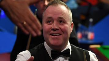 World Championship 2017: John Higgins sees off a Martin Gould fightback to reach round two