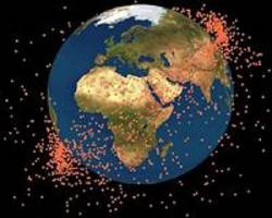 waste cadets: space plans mean more space junk, harder space exploration